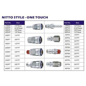 Nitto Style - One Touch, Nitto Style - One Touch malaysia, Nitto Style - One Touch supplier malaysia, Nitto Style - One Touch sourcing malaysia.